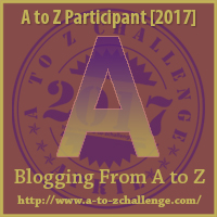 a to z letter badge A